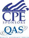 National Registry of CPE Sponsors QAS